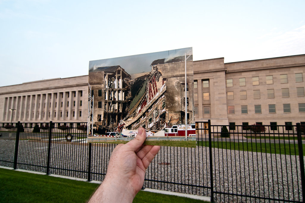 Pentagon, September 11, 2001