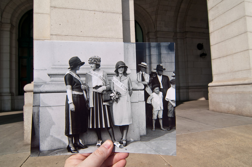 Beauty Pageant Winners, Union Station, Washington, DC
