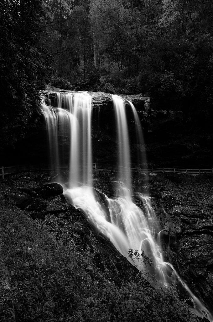 Dry Falls, Highlands, NC
