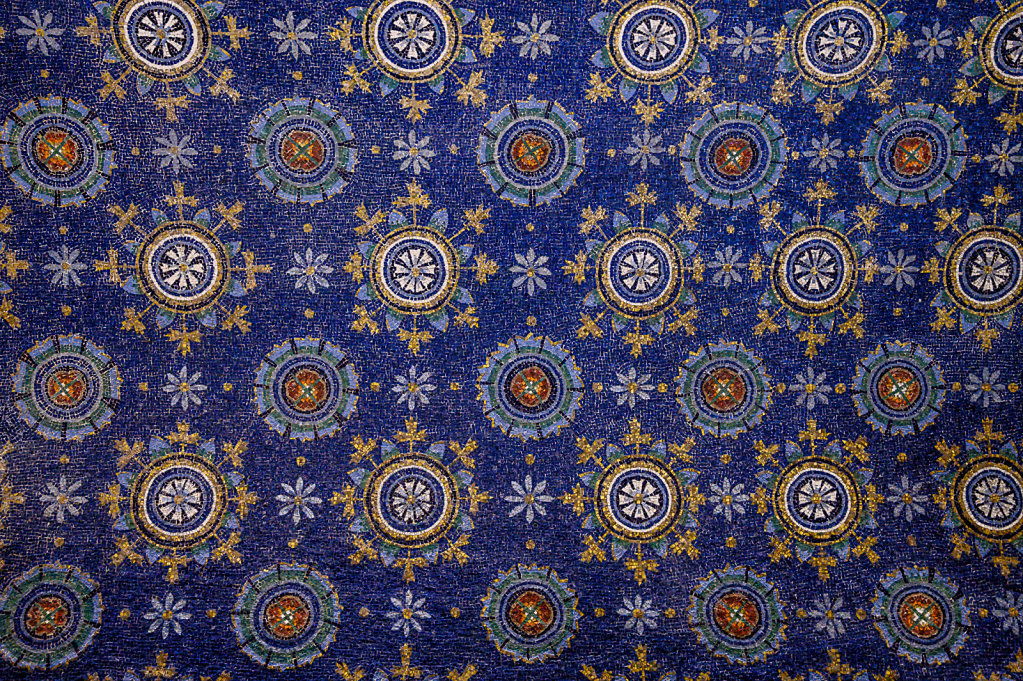 Mausoleum of Theodoric Mosaic